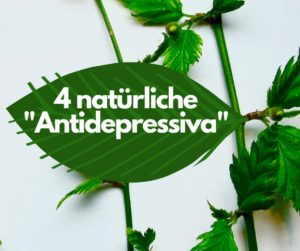 """Was dir bei Depressionen helfen kann: 4 """"natürliche Antidepressiva""""!"""