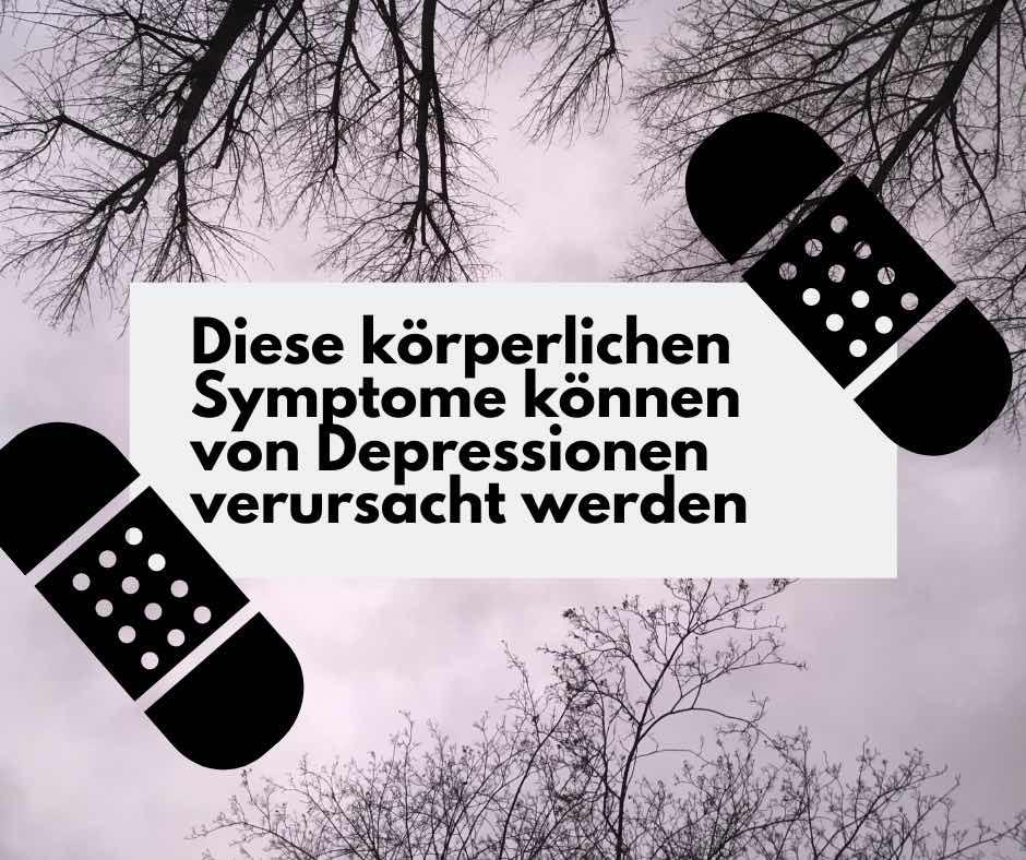Read more about the article Diese körperlichen Symptome können von Depressionen verursacht werden – eine Übersicht